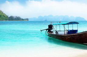 Cruising Thailand & Malaysia - Penang to Phuket