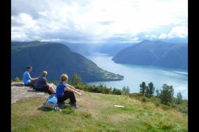 Walking the Fjords tour