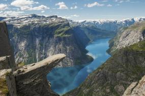 Norwegian Fjord Trekking tour