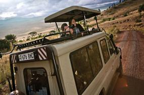 Serengeti & Ngorongoro Crater Safari Independent Adventure tour