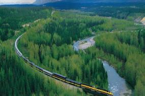 Vancouver & Alaska by Ferry & Rail tour