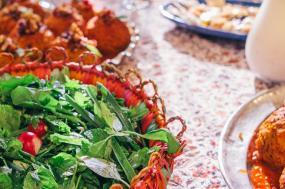 Iran Real Food Adventure tour