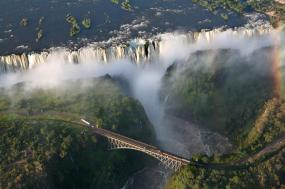 Cape Town to Victoria Falls - Lodge departure tour