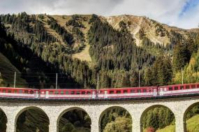 Majestic Switzerland (Summer 2018) tour
