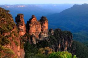 Sydney and the Blue Mountains summer 2018 tour