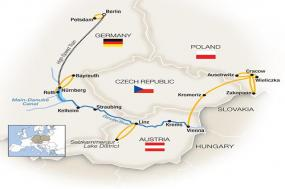 Royal Danube, Berlin & Kraków - Eastbound 2018