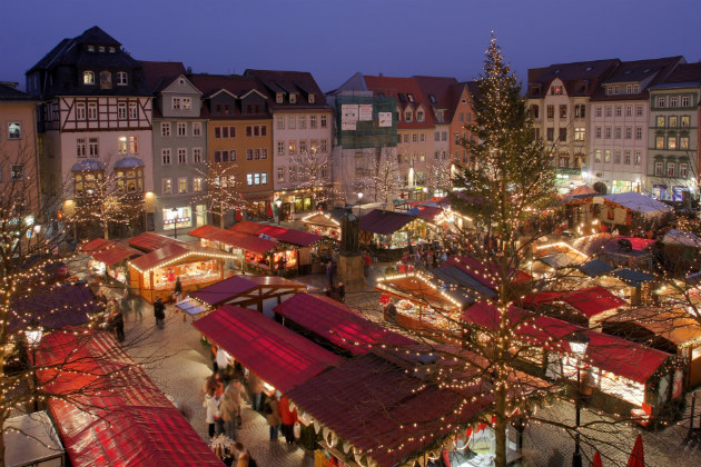 Christmas in the Heart of Germany (WNF) tour