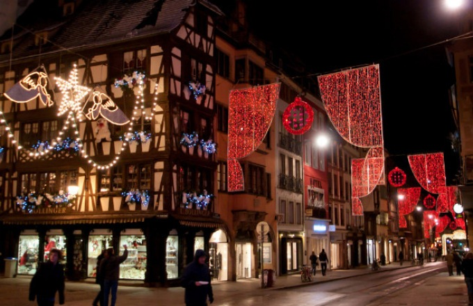 Christmastime in Alsace and Germany tour