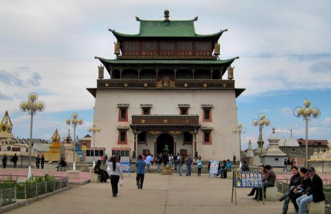 The Golden Eagle Festival And Great Gobi Desert tour