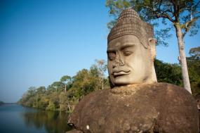 Cambodia: Islands, Waterfalls, Angkor Wat and the People tour
