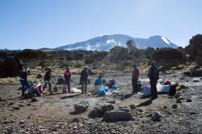 6 Days - Kilimanjaro - Peak of Africa (Machame Route) tour