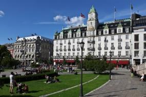Four Scandinavian Capitals tour