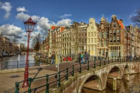 The Netherlands & Belgium: Birds, Art and Architecture tour