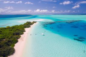 Lily Beach Luxury Villa Honeymoon tour