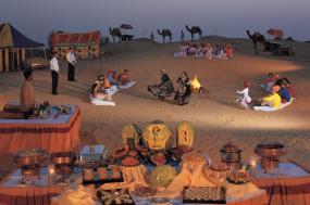 Exotic Rajasthan Tour -A Sum of Desert & Lakes tour