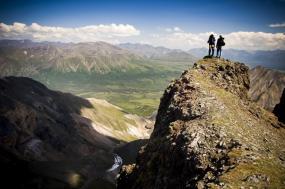 Exploring the North Wrangells tour