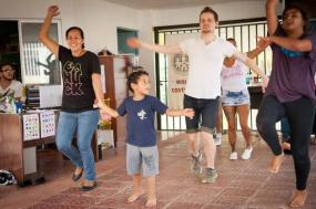 Clinic and Soup Kitchen – Volunteering in Costa Rica tour