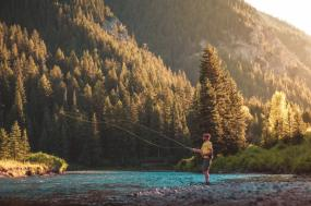 Fly Fishing Vacation tour
