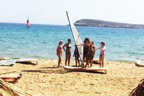 Paros Naxos Watersports Adventure