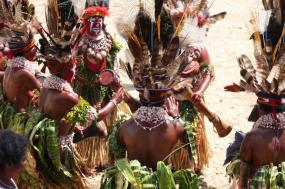 Papua New Guinea Adventure tour