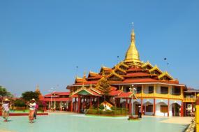 In-depth Travel to Myanmar tour