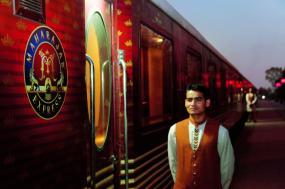 Rail Journey Through India tour