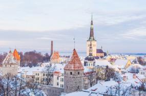 Three Days In Tallinn