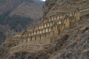 Mountain Lodges 'The lares Adventure' tour