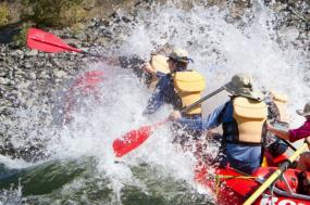 Rafting Hells Canyon tour