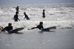 Costa Rica Adult Surf Yoga Retreat tour