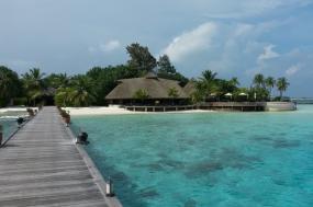 Komandoo Island Resort Luxury Villa Holiday tour