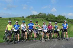 Women's Bike Tours
