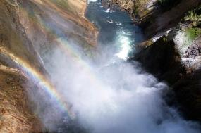 Yellowstone Backpacking – Bechler River tour