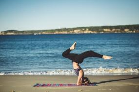 Yoga Themed Cruise at Cyclades tour