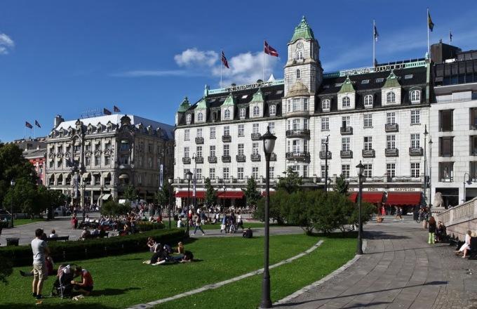 Four Scandinavian Capitals tour