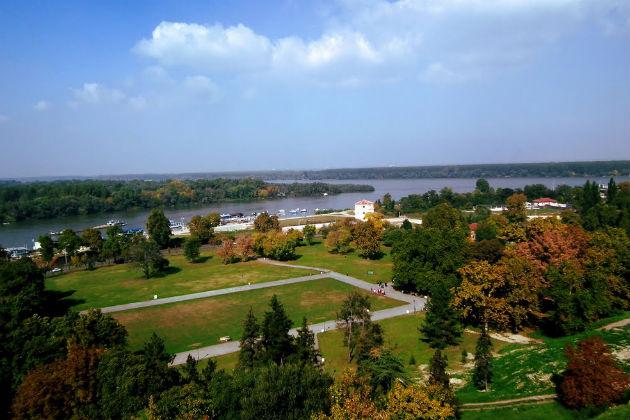 Blue Danube to Blacksea- Eastbound tour