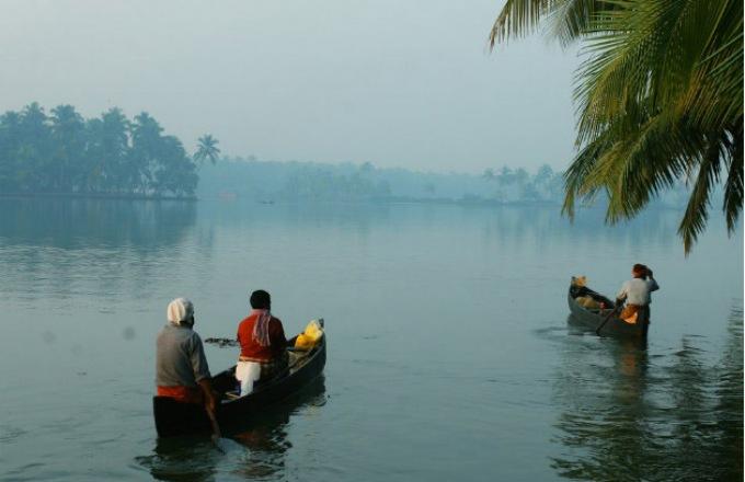 Kerala Kayaking, Culture and Cuisine  tour