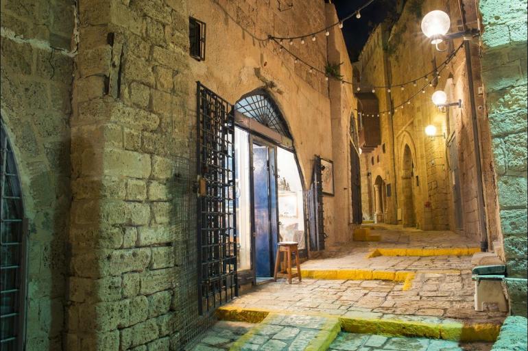 Dead Sea Jaffa Israel & the Palestinian Territories Real Food Adventure Trip