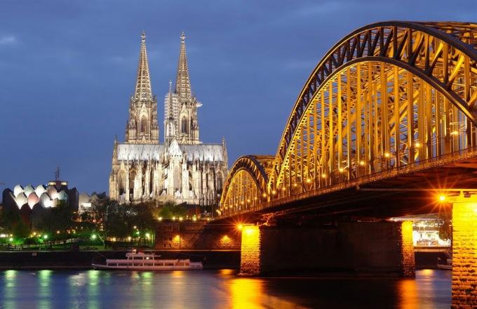 Rhine Getaway tour