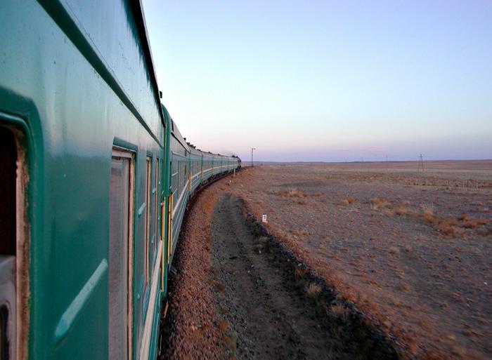 Beijing Lake Baikal Beijing to St Petersburg Trip
