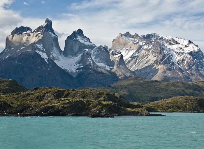 Bariloche El Calafate Santiago to Ushuaia Trip