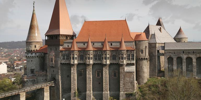Transylvania Unearthed – Halloween Edition tour