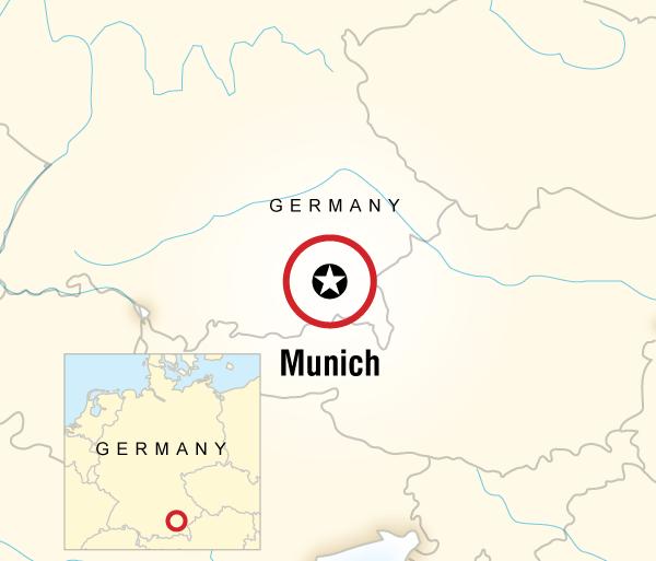 Bavaria Munich Oktoberfest Trip