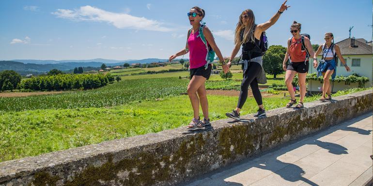 Walk the Camino de Santiago tour