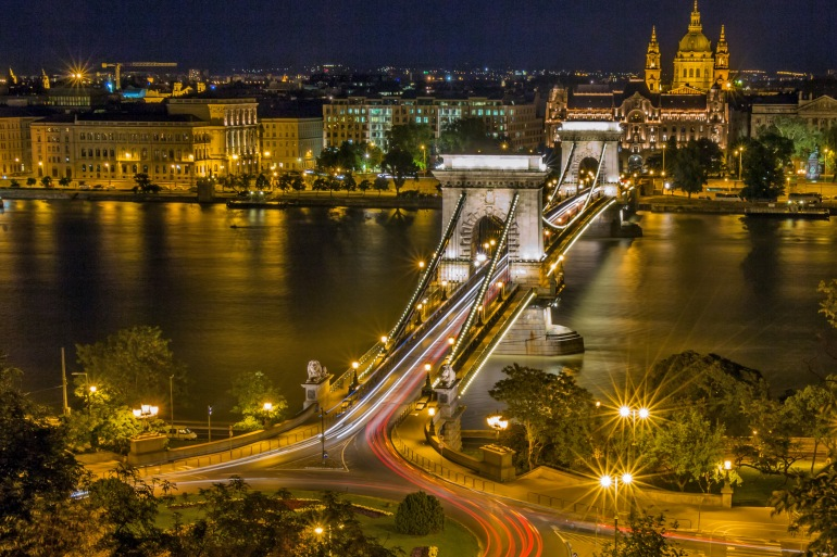Great Cities of Eastern Europe tour