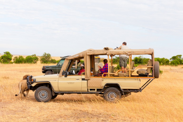 Explore Vast Masai mara in 3 Days