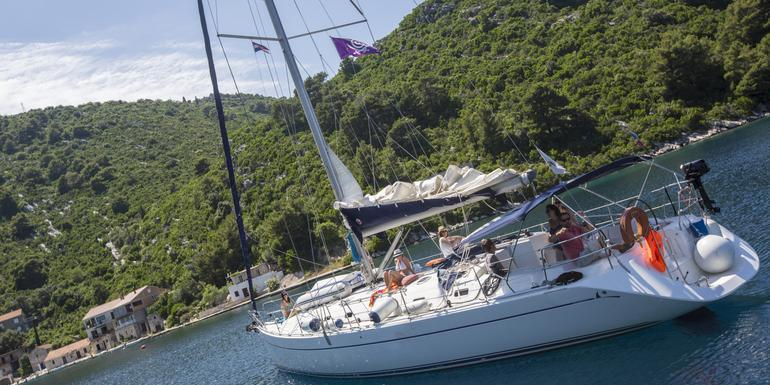 Sailing Croatia - Dubrovnik to Split tour