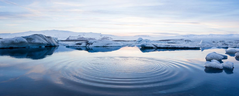 Icy Arctic Circle on Hurtigruten tour