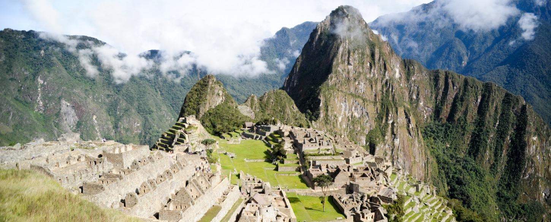 Machu Picchu, Peru from R. Crusoe & Son tour