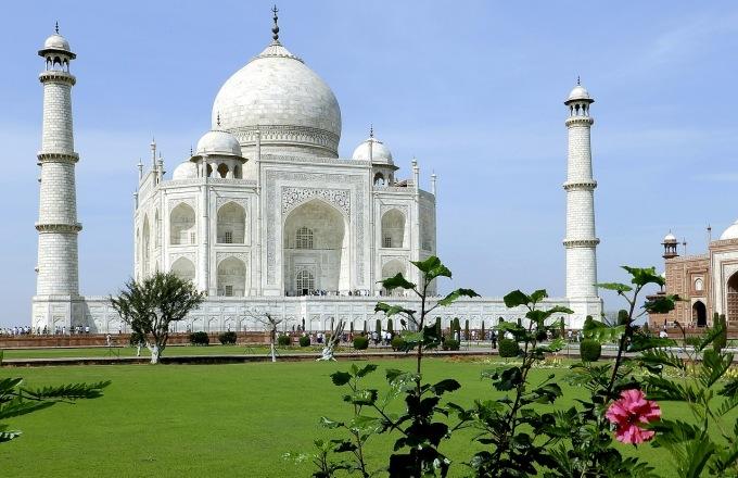 India's Golden Triangle (Delhi and Taj Mahal) tour